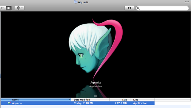 Aquaria Mac Preview