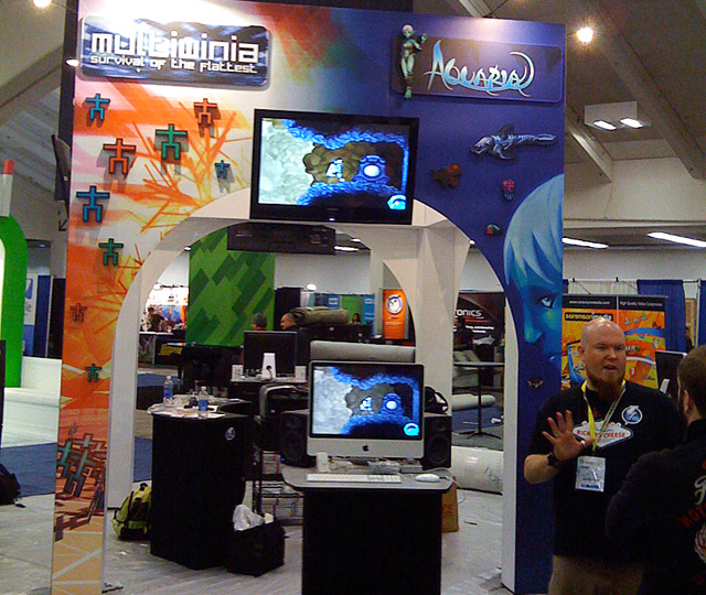 Aquaria @ Macworld